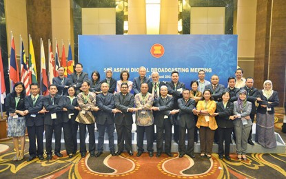 13th ASEAN Digital Broadcasting Meeting13th ASEAN Digital Broadcasting Meeting
