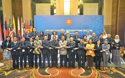 13th ASEAN Digital Broadcasting Meeting13th ASEAN Digital Broadcasting Meeting