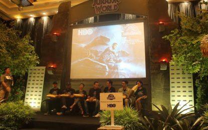 HBO Menayangkan Film Jurrasic World Dalam Bahasa Indonesia
