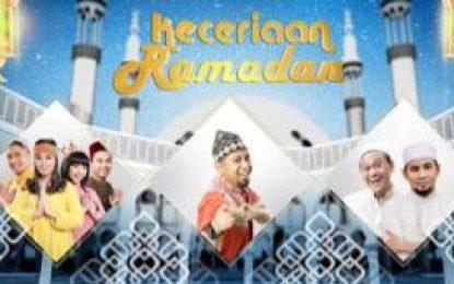 Keceriaan Ramadhan Global TV 2016