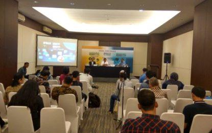 Pameran Perdana Communic Indonesia dan Broadcast Indonesia