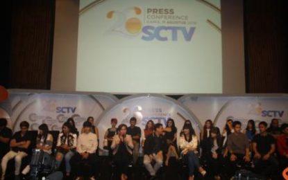 Hut Ke 26, SCTV Siaran Live Selama 26 Jam Non Stop