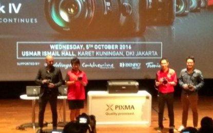 Kamera DSLR superior Canon EOS 5D Mark IV