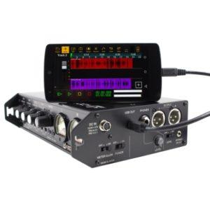 Azden Fmx-42u Mixer Portable