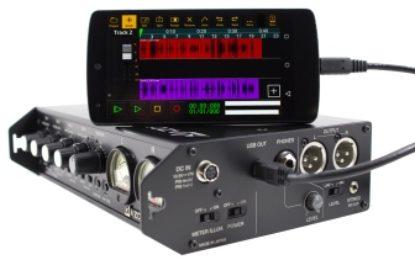 Azden Fmx-42u Mixer Portable Dirancang Apik