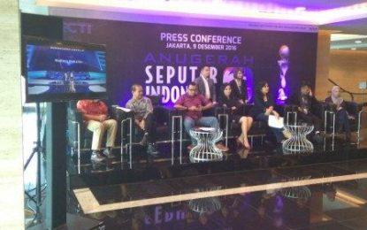 Anugerah Seputar Indonesia 2016