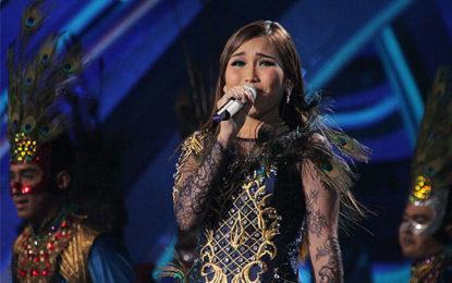 Megahnya Konser Raya 22 Tahun Indosiar