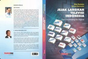 Cover Buku Jejak Langkah Televisi Indonesia