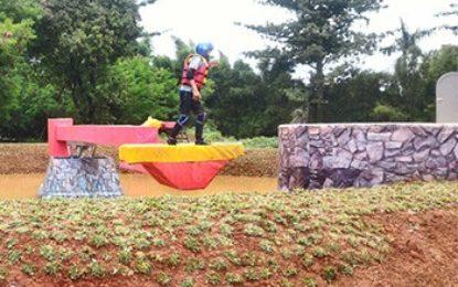 Takeshi's Castle Indonesia di MNCTV