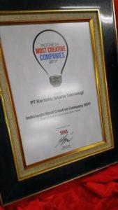 Indonesia Most Creative Company 2017_3