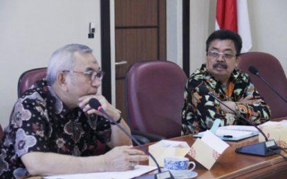 Pasca Terbitnya PP No.18 tahun 2016: DPRD Sumsel Sampaikan Masalah Kesekretariatan KPID