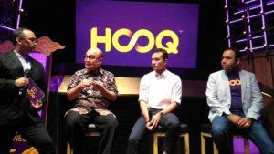 Press Conference HOOQ Luncurkan TVOD dan Tayangan baru. dok. Redaksi