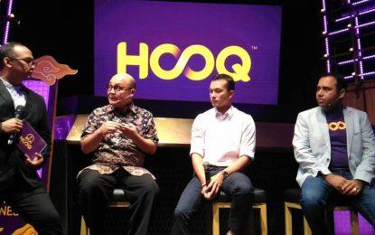 HOOQ Luncurkan TVOD dan Tayangan Baru
