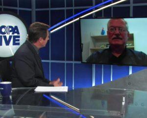 Live remote interview