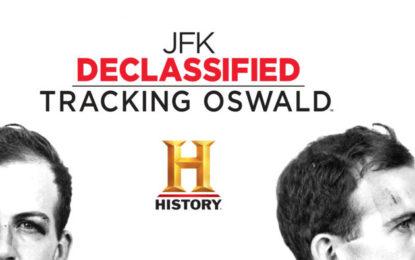 JFK Declassified Trackin Oswald