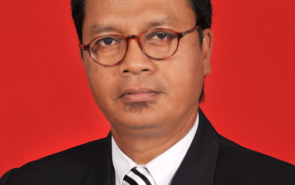Ir. MUHAMMAD RUSLI SUMARA, Kepsta TVRI Jawa Tengah