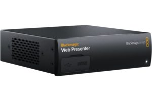 blackmagic presenter