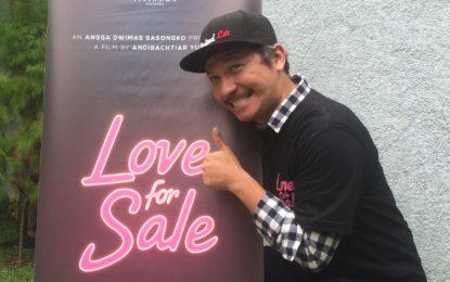 "Film ""Love For Sale""  Siap Syuting Akhir Agustus"