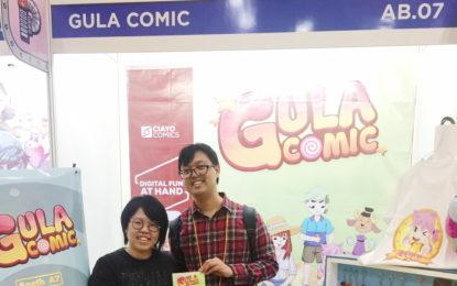 Johanes Park & Jessica Leman, Pulang ke Indonesia Demi Komik Lokal Gula Komik