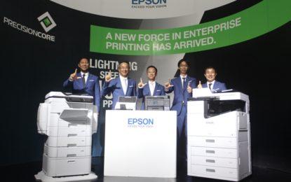 Epson Luncurkan 17 Produk Anyar