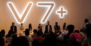 Photo Caption 4 - Vivo V7+ Perfect Moment Grand Launch (28 September 2017).