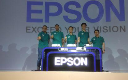 Epson Meluncurkan Proyektor Multi-fungsi dan Home Entry level Terbaru