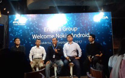 Erajaya Group Siapkan Nokia Android Di Pasar Indonesia
