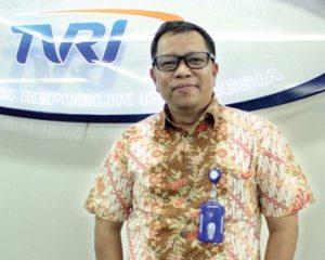 Apni Jaya Putra Direktur Program dan Berita LPP TVRI