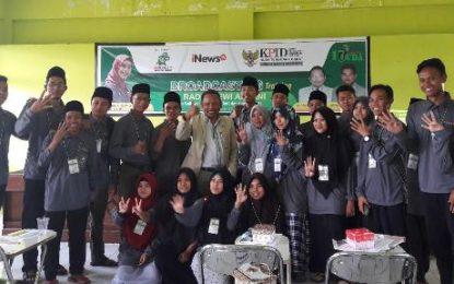 KPID NTB Ajak Praktisi Radio Tangkal Hoax