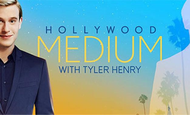 HOLLYWOOD MEDIUM WITH TYLER Henry Season Ketiga Akan Kembali Tayang