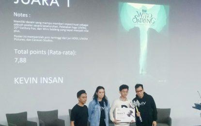 Lifelike Pictures dan ADGI Umumkan Pemenang Wiro Sableng Poster Competition