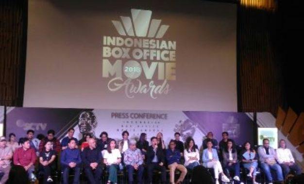 SCTV Menghadirkan Indonesia Box Office Movie Awards 2018