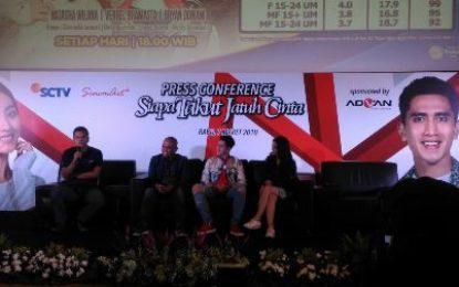 """Advan G2 Mendukung Sinetron """"Siapa Takut Jatuh Cinta"""" Di SCTV"""