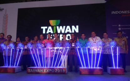 Taiwan Expo 2018, Pameran Tiga Hari yang Mempertunjukkan Solusi ala Taiwan