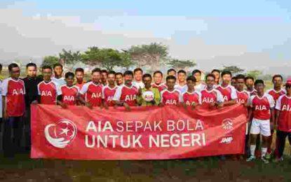 AIA – Sepak Bola Untuk Negeri di Lampung