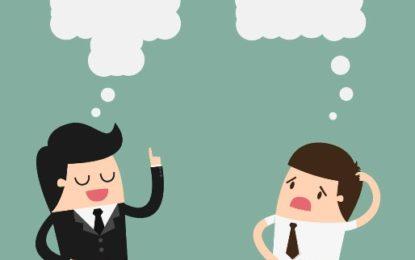 4 Kebiasaan Komunikasi yang Menyebalkan (Andy Rustam)