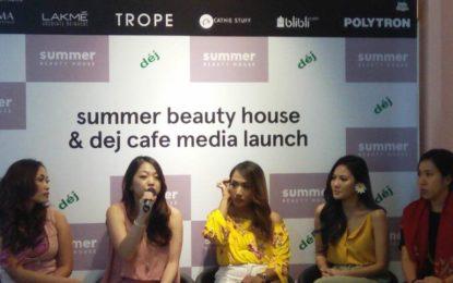"""Summer Beauty House, """"Rumah"""" Para Beauty Creator And Community  Diluncurkan"""
