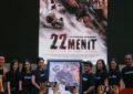 "Buttonijo Films Rilis Trailer Film ""22 Menit"""