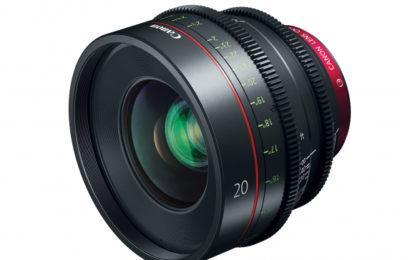Lensa-Canon CN-E20mm T1.5 L F