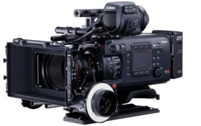 Kamera Sinema-Canon EOS C700 FF