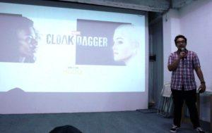 Dinoy Alamsyah, Digital Marketing Manager Welcoming Remarks