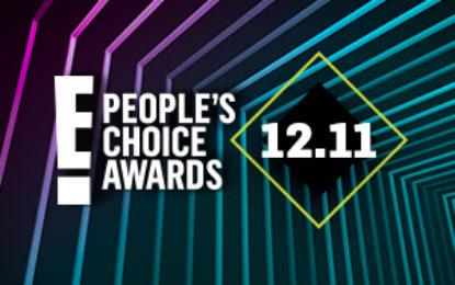Your Voice, Your Choice! Voting Untuk E! PEOPLE'S CHOICE AWARDS Dibuka Hari Ini