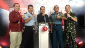 Program Cerita Militer di KompasTV