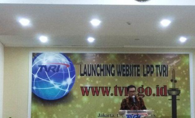 TVRI Luncurkan Website Kaya Fitur Menarik
