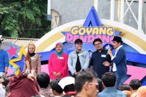 Goyang Dendang (Thomas Djorghi & peserta)