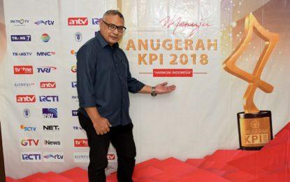 KPI Umumkan Nomine Anugerah KPI 2018