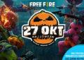 Free Fire Bagi – Bagi Handphone Di Event Pesta Halloween