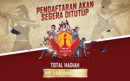 Jangan Sampai Kelewatan, Pendaftaran Jakarta Invitationals 2018 Akan Segera Ditutup!