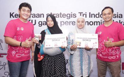 Tri Jalin Kemitraan Strategis  Dengan Start-Up Muda SOKU