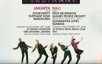Franz Ferdinand Kembali Mengguncang Jakarta Dan Bali Dalam Rangkaian Indonesia Tour 2018